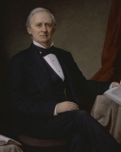 Portrait of Asa Dodge Smith
