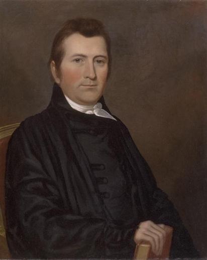 Portrait of Bennet Tyler