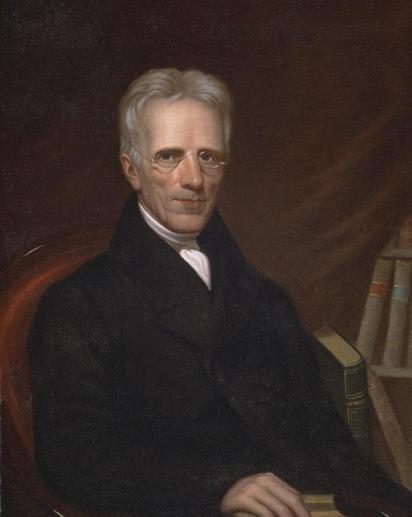 Portrait of Daniel Dana