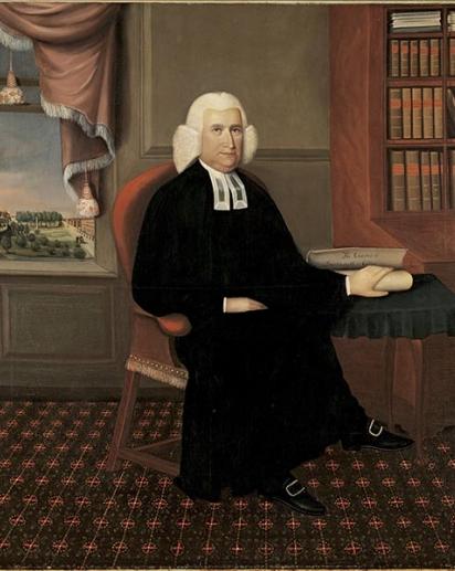 Portrait of Eleazar Wheelock