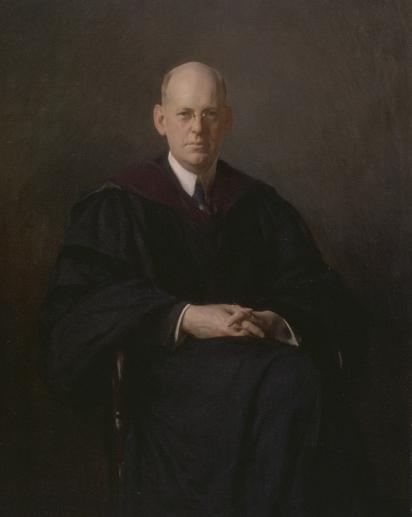 Portrait of Ernest Fox Nichols