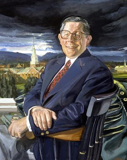 Portrait of James Freedman
