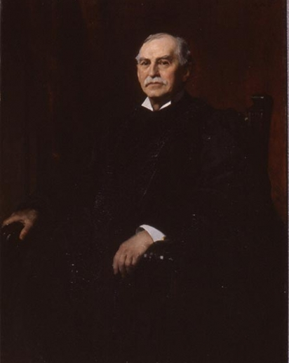 Portrait of William Jewett Tucker