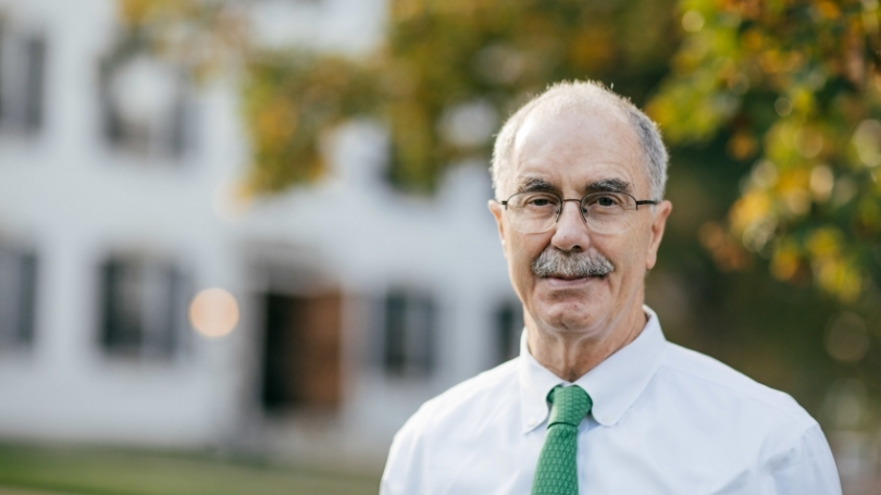 Phil Hanlon '77, Dartmouth President