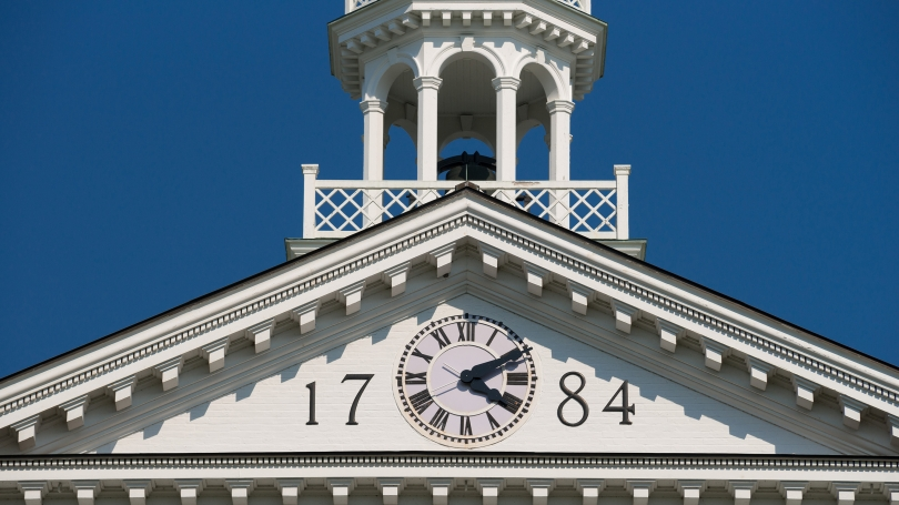 Dartmouth Hall steeple